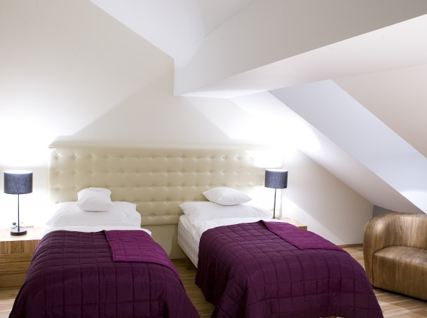 Prague design hotel augustine rocco forte for Hotel design pragues