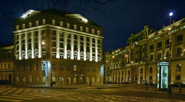 Prague design hotel augustine rocco forte for 987 design hotel prague booking