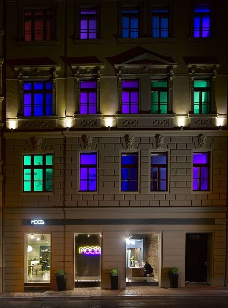 Prague design hotel augustine rocco forte for Prag design hotel