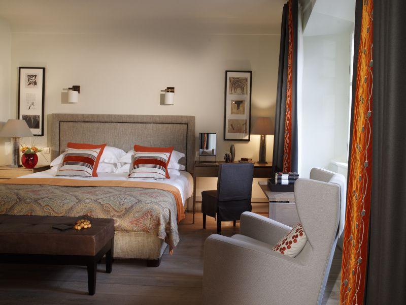Prague design hotel augustine rocco forte for Augustine hotel prague